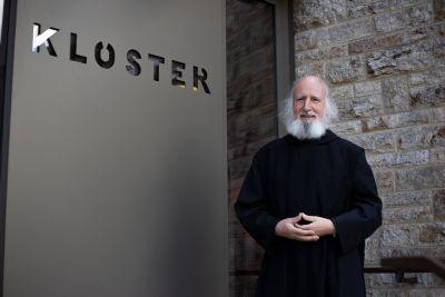 Benediktinerpater Dr. Anselm Grün