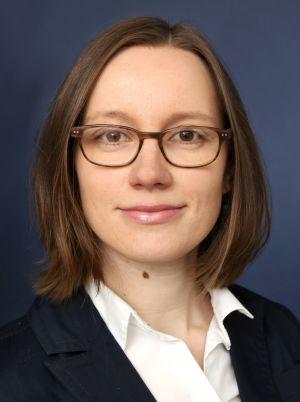 Dr. Sabrina Meckel-Pfannkuche, Vizekanzlerin der Kurie