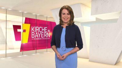 "Britta Hundesrügge moderiert das ökumenische Fernsehmagazin ""Kirche in Bayern"" am Sonntag, 19. Januar."