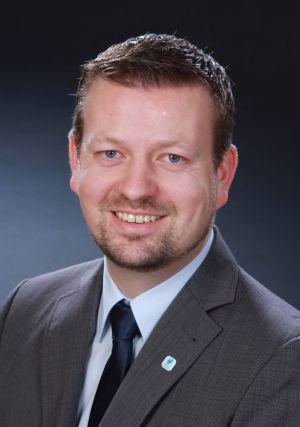 Pastoralreferent Christof Gawronski