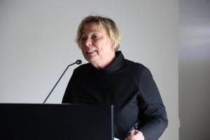 MAV-Vorsitzende Dorothea Weitz