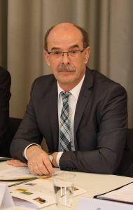 Stellvertretender Finanzdirektor Andreas Hammer