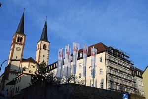"""Einblick in die vielfältigen Angebote rund um Bildung, Ausbildung und Beratung gab es beim """"Tag der offenen Tür"""" am Würzburger Schottenanger und im Sankt Markushof in Gadheim."""