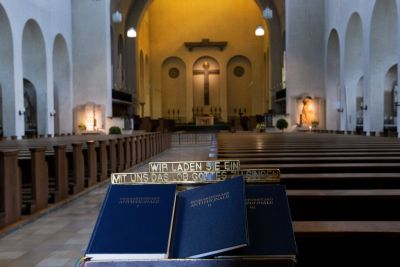 """Das """"Benediktinische Antiphonale"""" wurde 1996 in der heutigen Form veröffentlicht."""