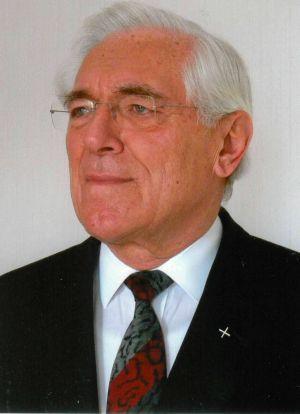 Pfarrer i. R. Richard Mechler