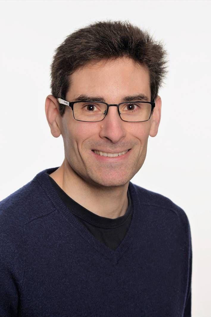 Sonntagsblatt-Redakteur Ulrich Bausewein