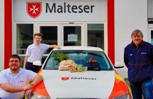 Die Malteser in Würzburg bieten ab sofort einen kostenlosen Einkaufsservice an für Senioren und Menschen mit Vorerkrankungen an.
