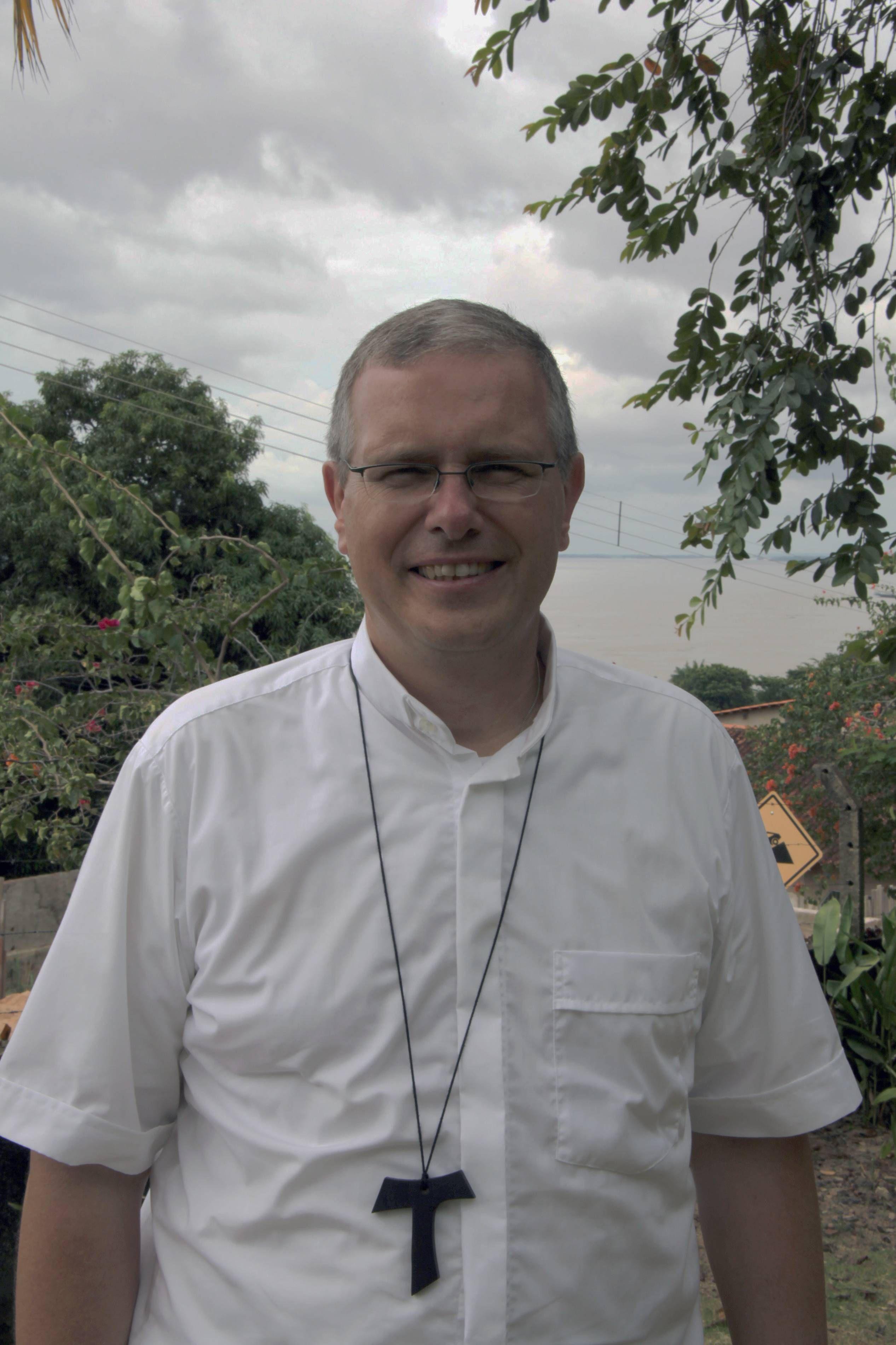 Bernardo Johannes Bahlmann, Bischof des brasilianischen Bistums Óbidos.