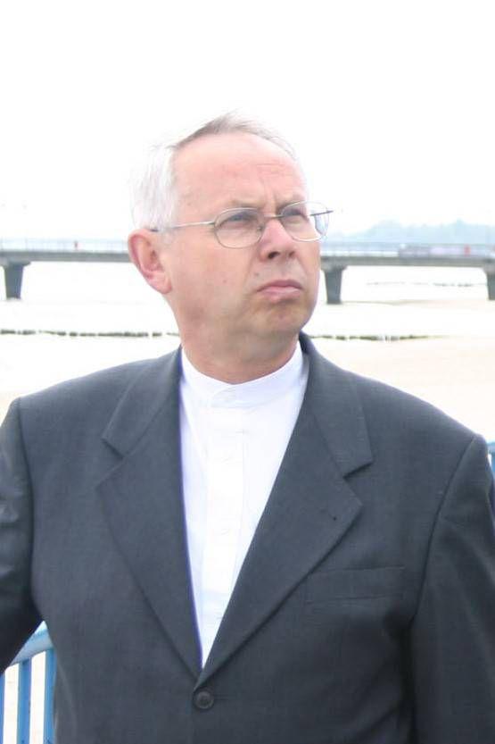 Der polnische Priester Dr. Marian Subocz.