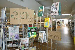 Neu ist der Buchbereich zum Thema Nachhaltigkeit.