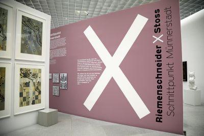 """Das Museum am Dom ist ab Dienstag, 19. Mai, wieder für Besucher geöffnet. Auch die Sonderausstellung """"Riemenschneider X Stoss"""" ist zugänglich."""