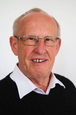 Pfarrer i. R. Norbert Reinwand.