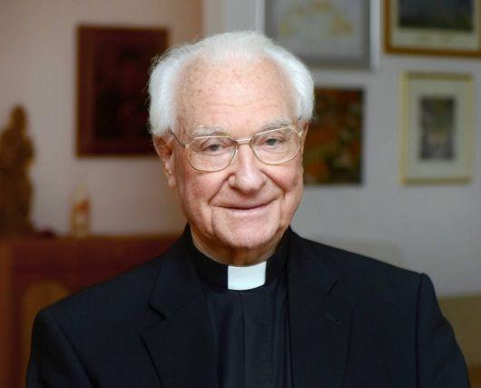 Bischof em. Dr. Anton Schlembach.