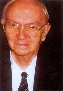 Pfarrer i. R. Ludwig Glückler.