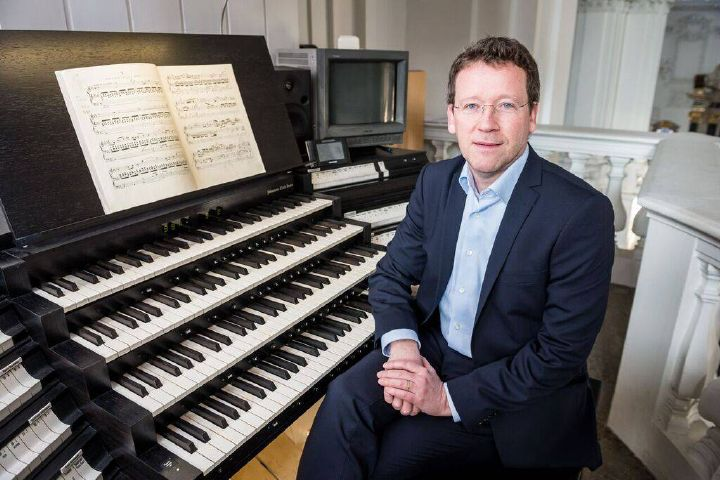 Domorganist Professor Stefan Schmidt