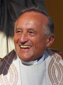 Pfarrer i. R. Monsignore Gerold Postler.