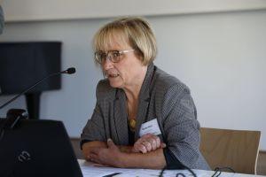Pastoralreferentin Monika Albert erläuterte die Einschätzungen seitens der Gemeindeentwicklung der Diözese.
