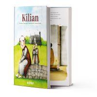 """Das neue Bilderbuch """"Kilian"""" erzählt die Legende der Frankenapostel in kindgerechter Sprache."""