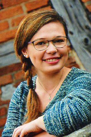 Gemeindeassistentin Hanna Lutz-Hartmann