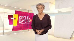 """Bernadette Schrama moderiert """"Kirche in Bayern"""" am Sonntag, 19. Juli."""