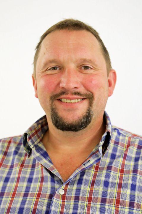 Pastoralreferent Burkhard Pechtl.