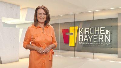 "Britta Hundesrügge morderiert ""Kirche in Bayern"" am Sonntag, 2. August."