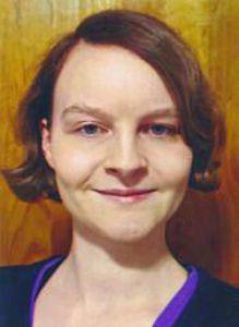 Magdalena Sauter.