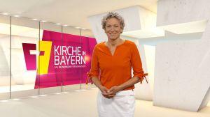 """Bernadette Schrama moderiert """"Kirche in Bayern"""" am Sonntag, 16. August."""