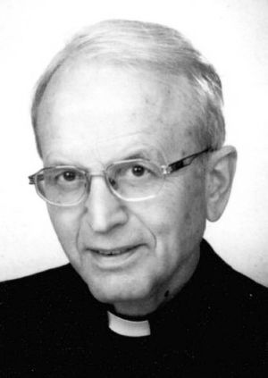 Pfarrer i. R. Dr. Dr. Adam Zirkel.