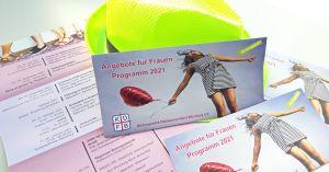 Das Bildungsprogramm des Katholischen Deutschen Frauenbunds (KDFB) für das Jahr 2021 ist erschienen.