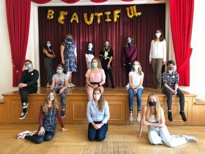 """Bei der Ferienfreizeit """"You are beautiful"""" haben neun Mädchen im Alter von zwölf bis 16 Jahren ihre Wünsche und Lebensträume erkundet."""