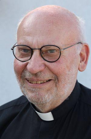 Domvikar Dr. Burkhard Rosenzweig