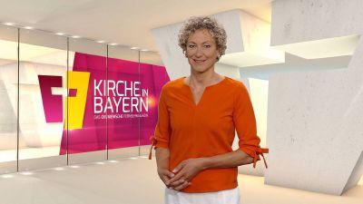 """Bernadette Schrama moderiert """"Kirche in Bayern"""" am Sonntag, 27. September."""