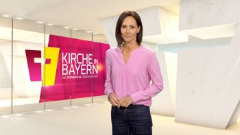 "Christine Büttner moderiert ""Kirche in Bayern"" am Sonntag, 18. Oktober."