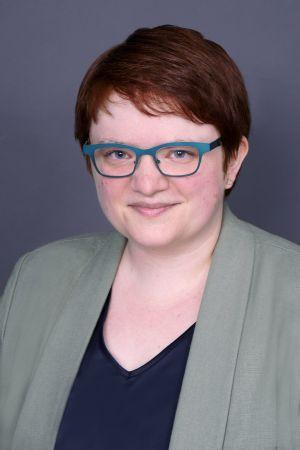Annika Herzog, Pädagogische Leitung der Katholischen Jugendarbeit der Diözese Würzburg.