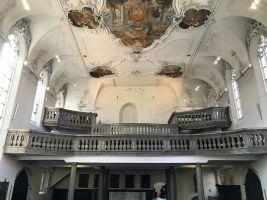 Ende Oktober soll die neue Orgel für die Pfarrkirche Sankt Bartholomäus in Volkach angeliefert werden.