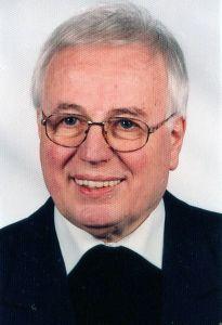 Pater Hermann Keul von den Missionaren von der Heiligen Familie
