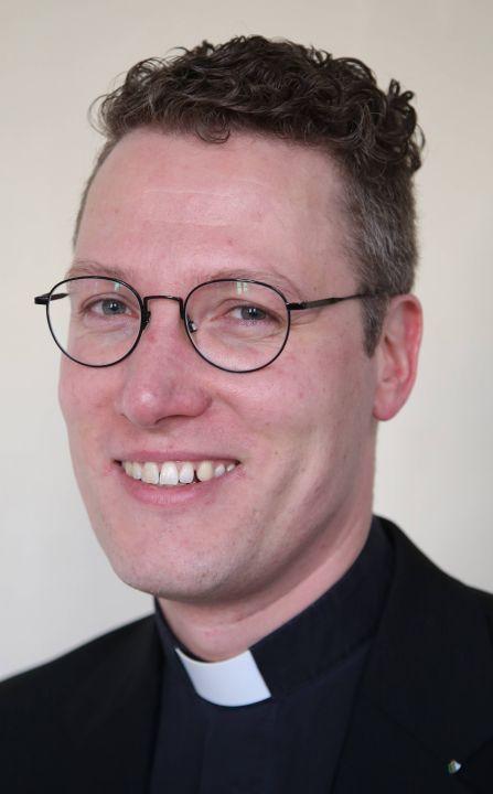 Pfarrer Dr. Eugen Daigeler