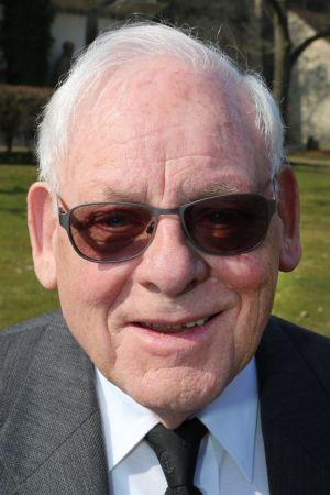 Pfarrer i. R. Johannes Zimmermann.