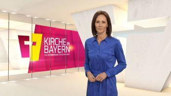 """Christine Büttner moderiert """"Kirche in Bayern"""" am Sonntag, 15. November."""
