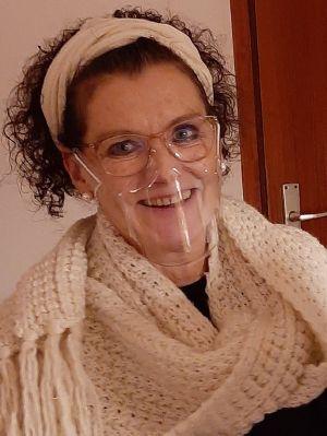 Julitta Burdack, Religionslehrerin im Kirchendienst an der Grund- und Mittelschule Haibach.