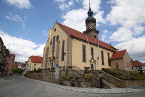"""Die Kirche """"Heiliger Kilian"""" in Mellrichstadt"""