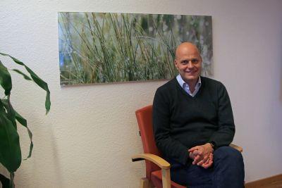 Albert Knött ist Fachreferent für Ehe-, Familie- und Lebensberatung im Bistum Würzburg.