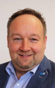 Gemeindeassistent Frank Greubel