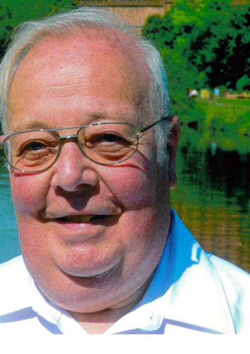 Pfarrer i. R. Dieter Ludwig.