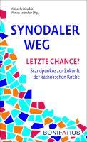 Mit dem Synodalen Weg setzt sich ein aktuelles Buch auseinander.