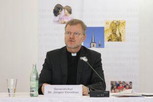 Generalvikar Dr. Jürgen Vorndran