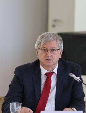 Diözesanratsvorsitzender Dr. Michael Wolf
