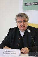 Domkapitular Clemens Bieber, Vorsitzender des Diözesan-Caritasverbands Würzburg.