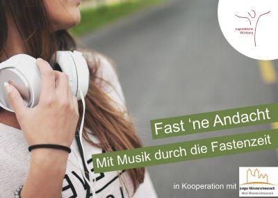 Speziell an junge Erwachsene richtet sich ein gemeinsames Angebot von Jugendkirche Würzburg und Junges Münsterschwarzach in der Fastenzeit.